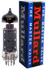 REISSUE MULLARD EL84 -6BQ5 VACUUM TUBE TESTED - VALVULA VACIO NUEVA Y TESTEADA
