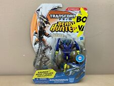 Transformers Prime Beast Hunters Decepticon SOUNDWAVE Deluxe NEW A5