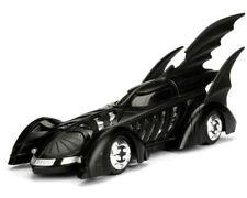 Jada Metals Diecast 1995 Batman Forever Batmobile 1:24 Model Car 98713 Black
