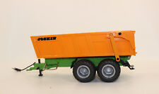 Siku 6780 TANDEM-AXLE Trailer RC Control 1:3 2 NEW BOXED