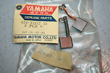 nos Yamaha vintage snowmobile starter brush 1 & 2 1972-72 ew643