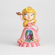 Disney Miss Mindy Sleeping Beauty's Princess Aurora Diorama Light Up Figurine