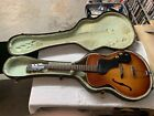 GIBSON ES-120T 6 STRING HOLLOW BODY ELECTRIC GUITAR IN CASE - SER. #405701