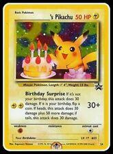 Birthday Pikachu - 24 - Holo Rare - WOTC Promo - NM-Mint **GamerzSphere**