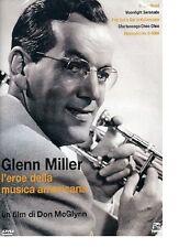 DvD GLENN MILLER L'EROE DELLA MUSICA AMERICANA   ......NUOVO