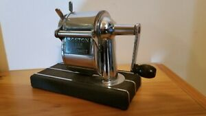 Antique Boston Silver Comet Pencil Sharpener