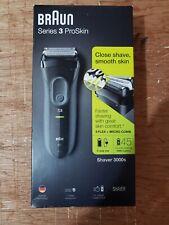 Braun ProSkin Electric Shaver3000