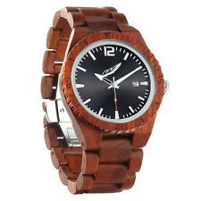 Wilds Memory Rose Wooden Watch | Lightweight Handmade Wood Wrist Watch