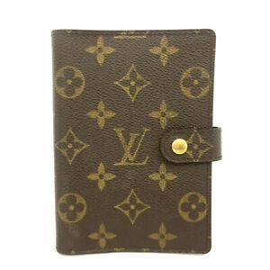 Louis Vuitton Monogram Agenda PM Notebook Cover /90498