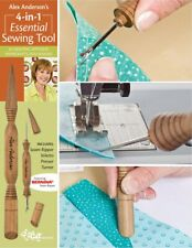C&T Publishing 20109 Alex Anderson's 4-in-1 Essential Sewing Tool:Includes Se.