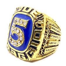 Joe dimaggio New york Yankees Ring #5 hall of fame sport team US size 11