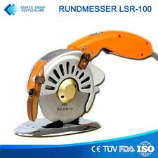 Rundmesser mit Direktantrieb Servo Motor 220V LED Beleuchtung Schnitthöhe 27 mm