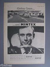 R&L Ex-Mag Advert: Mintex Brakes Pads/Jensen C-V8 Car