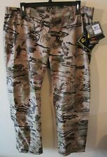NWT Under Armour Mens Ridge Reaper GORE-TEX Pro Hunting Pants XXL Camo MSRP$470
