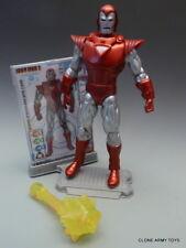 IRON MAN 2 Silver Centurion #34 MARVEL UNIVERSE COMIC SERIES AVENGERS LEGENDS