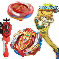 Authentic B-129 Beyblade Burst Starter Cho-Z Achilles w Launcher toy Child gift