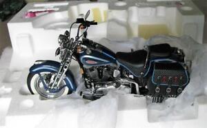 Franklin Mint Harley-Davidson Heritage Springer NIB 1:10 Die Cast