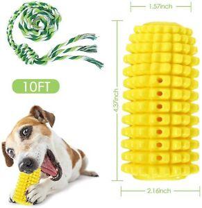 Aggressive Chew Dog Toys Interactive Molar Bite Dispenser Dogs Toy Dental Care