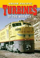 UNION PACIFIC TURBINES OF THE WASATCH DVD PENTREX NEW