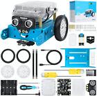 mBot Coding Robot Kit, Robot Toys for Kids, DIY Metal Robotics Kit wit