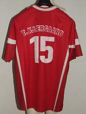 Camiseta Shirt Balonmano Balonmano Match Worn Woman Denmark Kjaergaard 15