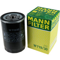 Original MANN-FILTER Ölfilter Oelfilter W 719/30 Oil Filter