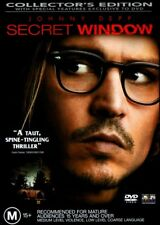 SECRET WINDOW New Dvd JOHNNY DEPP ***