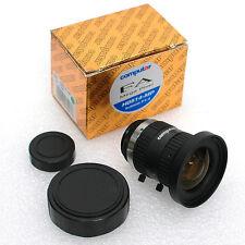 NEW Computar H0514-MP 5mm f/1.4 FA Mega Pixel C-Mount Camera Lens