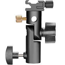 Neewer Supporto Staffa-t tipo T con Slitta Hotshoe per Flash Ricevitore Sensore