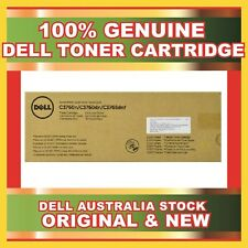 GENUINE ORIGINAL Dell C3760n C3760dn C3760dnf Series Yellow Toner Cartridge 3000