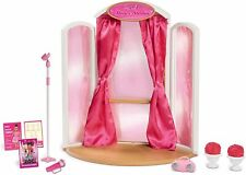 """My Life as Dance Studio and Singing Stage Play Set fits For 18"""" Doll New In Box"""