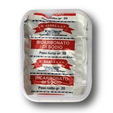 4 Bustine Bicarbonato Di Sodio 20g