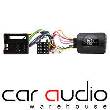 CTSCT003.2 JVC Citroen C2 C3 C4 C5 MKII C8 Car Steering Wheel Stalk Adaptor