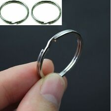 Dog Tag Rings (2) HEAVY DUTY 25MM  US SELLER!!