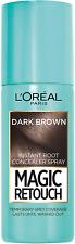 L'Oréal Paris Magic Retouch Instant Root Concealer Dark Brown 75ml