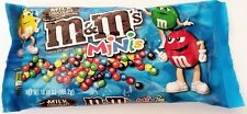 NEW Sealed MINIS Chocolate M&M's 10.80 oz Bag FREE WORLDWIDE SHIPPING IN A BOX