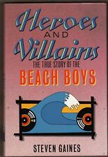 THE BEACH BOYS  =  STEVEN GAINES  =  HEROES & VILLAINS  =  THE TRUE STORY  =