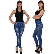 Damen Thermo Leggings gefüttert warme Legging und normale Legings GL60