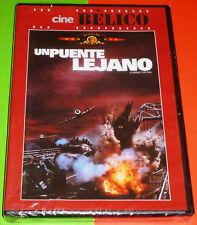 UN PUENTE LEJANO / A BRIDGE TOO FAR English Español Deutsch DVD R2 Precintada