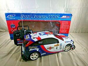 Ford Focus WRC Radio Controlled Car 1:10 RC Telefonica Spare Repair Parts