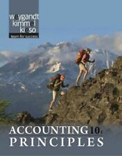 Accounting Principles by Jerry J. Weygandt (10E, 2012)
