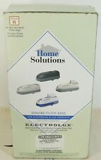 Lot 23 HOME SOLUTIONS Vacuum GENUINE Filter Bags Style R ELECTROLUX AERUS