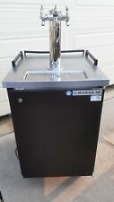 Kegeraitor. Beverage air 3 tap tower. All houses replaced with new. 35�