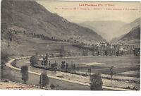 Espagne - Valle de Aran - BOSOST - Vista general y Rio Garona   (6877)