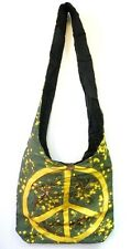 R242 New Trendy & Artistic Shoulder Drop Cotton Bag Hand Made in Nepal