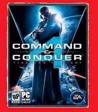 Command and & Conquer 4 Tiberian Twilight PC DVD NEW
