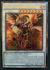 Scarlight Red Dragon Archfiend DOCS-EN046 Ultimate Rare 1st Edition Yugioh NM