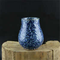 China antique porcelain jingdezhen fambe blue bottle vase Decoration