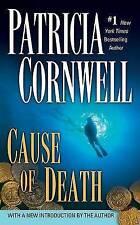 Cause of Death: Scarpetta (Book 7) (Kay Scarpetta Mysteries), Cornwell, Patricia