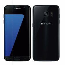 Samsung Galaxy S6 Edge 32Go - noir - tâche visible écran - état correct